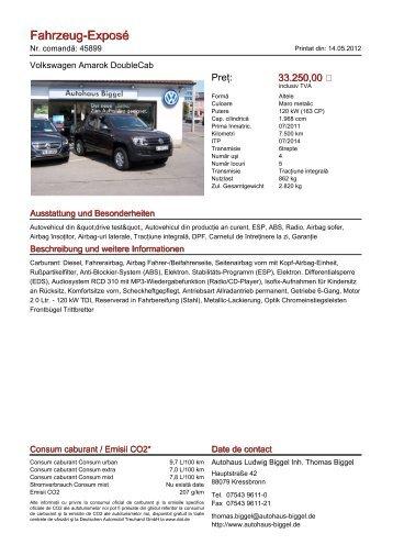 Fahrzeug-Expos