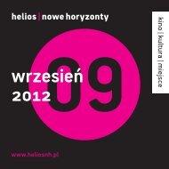 helios |nowe horyzonty - Wrocław