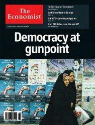 The Economist - January 29th, 2005