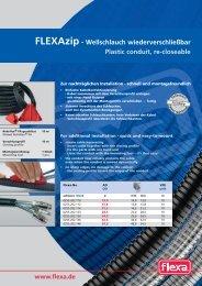 Flyer Set für Druck - Flexa GmbH Co KG