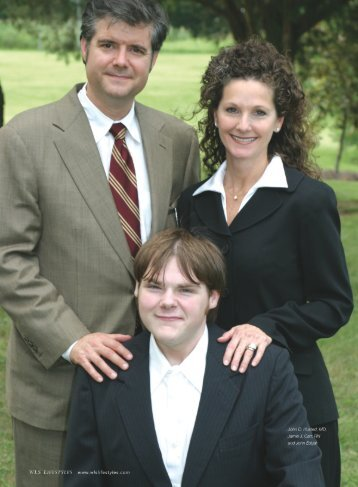 Big John a Teenager with a Bright Future - WLS Lifestyles Magazine