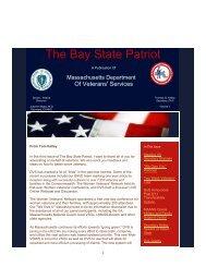 The Bay State Patriot - City of Northampton