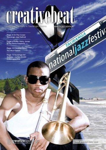 march 2011 edition - Creative Tauranga