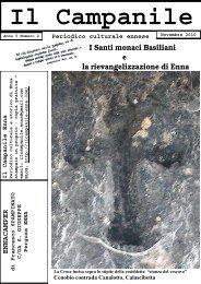 I Basiliani ad Enna, la rievangelizzazione, la grotta - Il Campanile ...