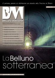 aprile 2012 - Belluno Magazine
