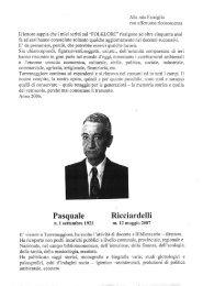 Bibliografia e cenni storici di Torremaggiore - i fontanari ...