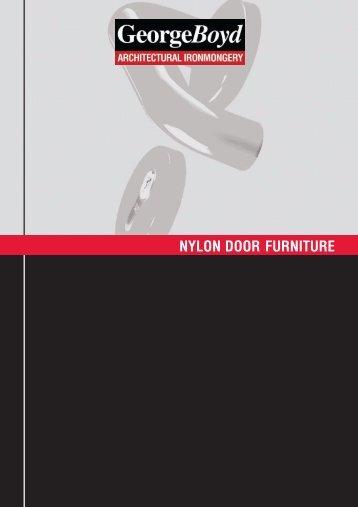 nylon door furniture NEW.qxp - Online Brochures
