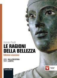 Le ragioni della bellezza 1 - Ed. arancione - Scuolabook