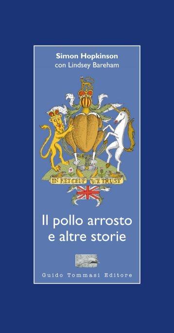 Il pollo arrosto e altre storie - Guido Tommasi Editore Guido ...