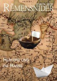 Der Remensnider-2012-1+2.pdf - Geschichtsverein Herford
