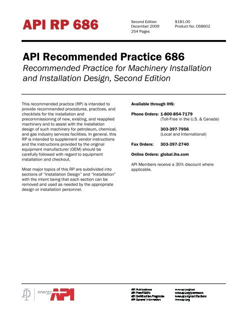 Api 686 2nd Edition Pdf