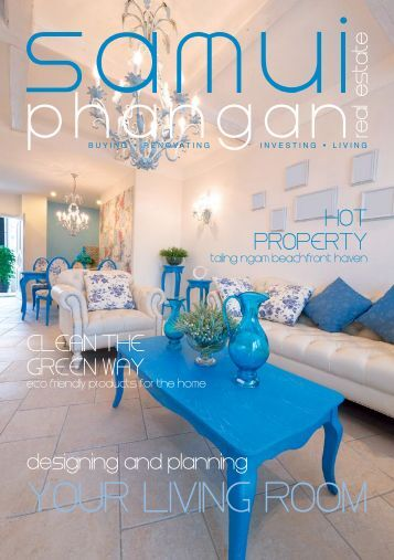 Samui Phangan Real Estate Magazine February-March-2013