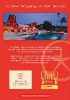 Samui Phangan Real Estate Magazine February-March-2013 - Page 3