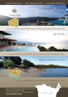 Samui Phangan Real Estate Magazine February-March-2013 - Page 5