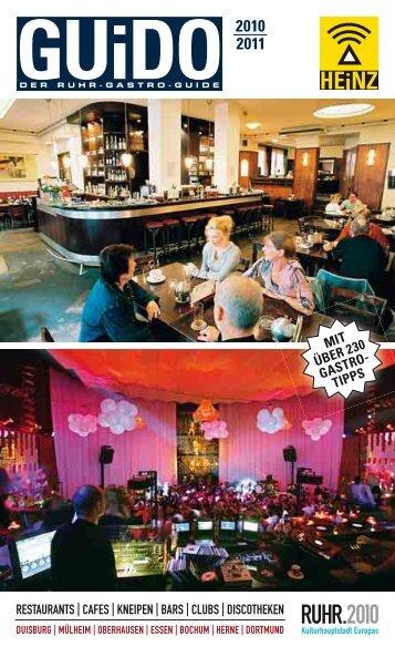 RESTAURANTS | CAFES | KNEIPEN | BARS | CLUBS ... - Stadt Herne