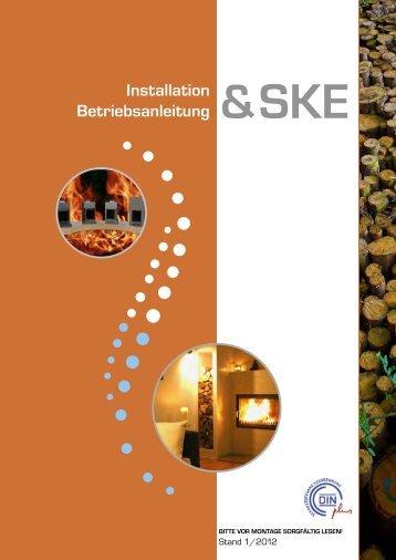 Einbau- und Bedienungsanleitung - gz-brandservices