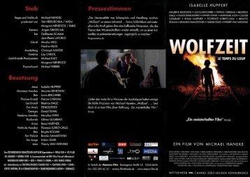Pressebuch - Wega Film