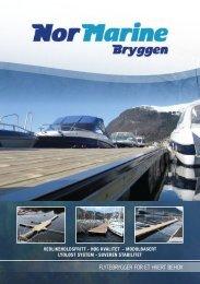 FLYTEBRYGGER FOR ET HVERT BEHOV - Nor Marine Bryggen