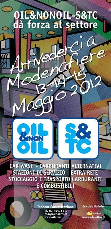OIL&NONOIL SUD Catalogo 2011 - Oil & non oil