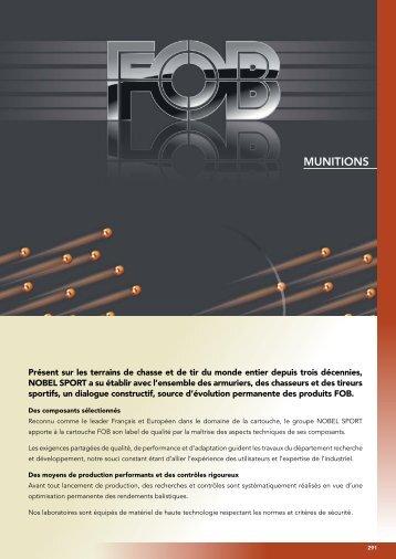 Munitions FOB - Humbert