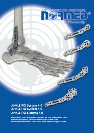 ANKLE FIX System 4.0 ANKLE FIX System 4.0 ... - Stratmed.co.za