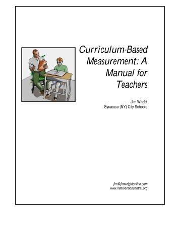 The Teacher Effectiveness Measure (TEM) Manual 2011-12