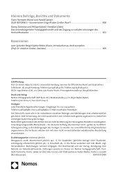 Kleinere Beiträge, Berichte und Dokumente ... - acfa-paris - home