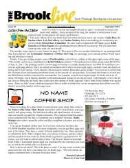 NO NAME COFFEE SHOP - Brookline Connection
