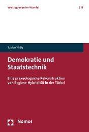 Demokratie und Staatstechnik - Zum Nomos-Shop