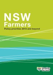 NSWFA-Policy-Priorities-2013