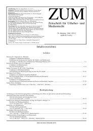 ZUM 1/2012 - Institut für Urheber