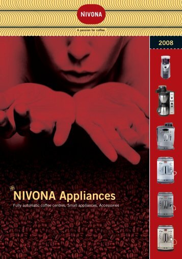 NIVONA Appliances