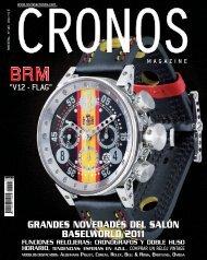 PORTADA CRONOS-140 - Curt Ediciones