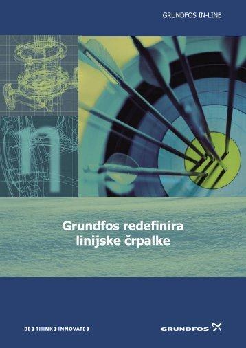 GRUNDFOS In-Line - Ika