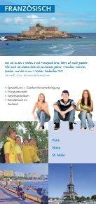 BIENVENUE! BENVENUTI! BIENVENIDO! - SFA Sprachreisen - Page 4