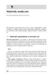 Materiały medyczne - Wydawnictwo Lekarskie PZWL