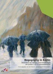 ZLB-Wettbewerb: Begegnung in Berlin - Sigrid Engelbrecht