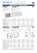 DiSEqC-Umschalter / DiSEqC-Umschalter / Commutateurs DiSEqC ... - Page 3