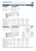 DiSEqC-Umschalter / DiSEqC-Umschalter / Commutateurs DiSEqC ... - Page 4