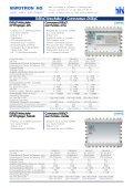 DiSEqC-Umschalter / DiSEqC-Umschalter / Commutateurs DiSEqC ... - Page 7