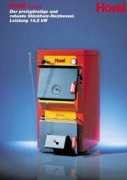Hoval Solido - Heizungsbau Schreyer
