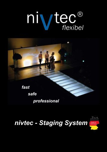 nivtec - Staging System made in