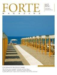 l'eleganza del forte - Forte magazine