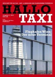 Flughafen Wien: Der neue Terminal - bei Taxi 60160