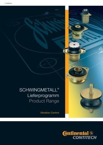 deutsch (PDF-Datei, 3,95 MB) - Schwingmetall
