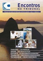 Encontros - Tribunal de Contas do Município do Rio de Janeiro
