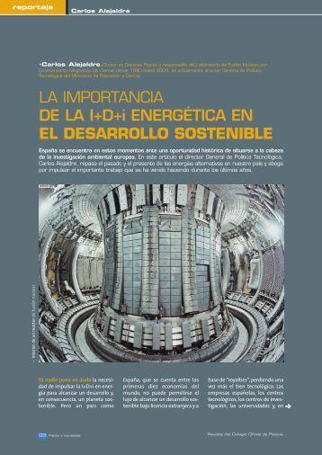 Revista FYS n¼15 OK - Colegio Oficial de Físicos