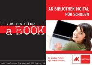 I am reading - AK - Burgenland - Arbeiterkammer