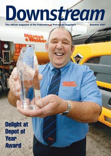 Downstream Summer 2007 - Downstream Magazine