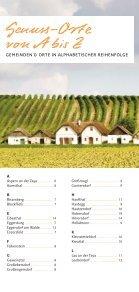 Kulinarische Gastgeber im Weinviertel - Seite 4